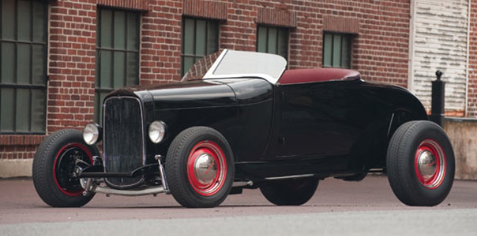 The First Dick Courtney '29 Roadster