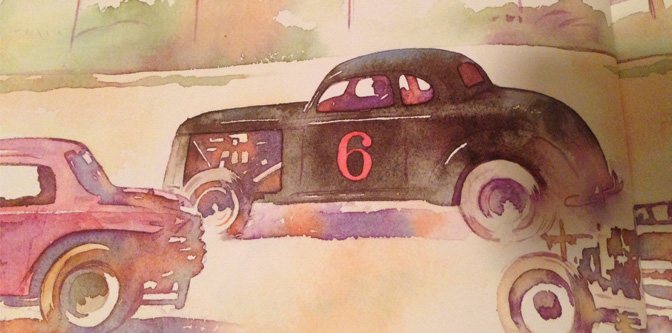 Books for the Little Jalopy
