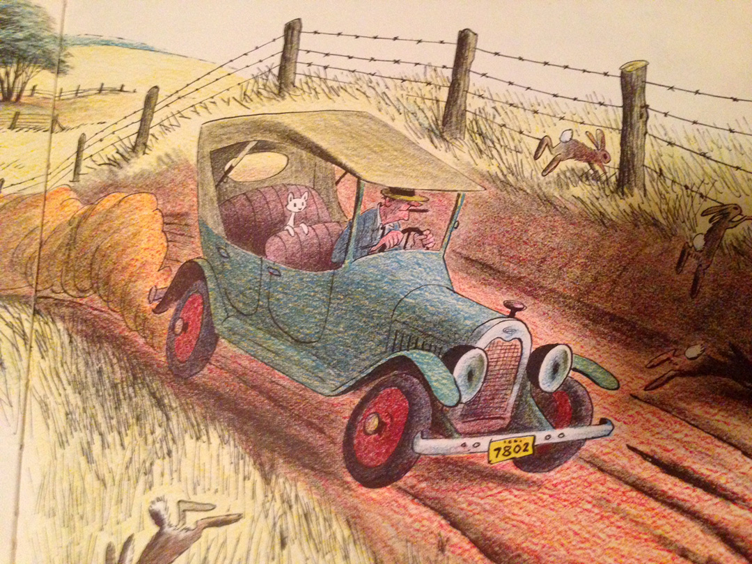 Books for the Little Jalopy | The Jalopy Journal The Jalopy Journal