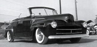 Tony Frenn's 1947 Ford Convertible