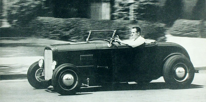 Icon: The Bob McGee '32 Roadster