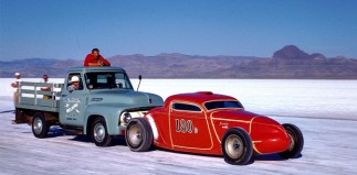 A Kodachrome Goldmine: Bonneville in the 50s (Part I)