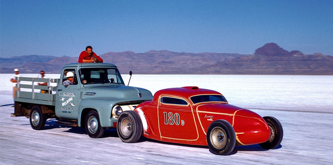 A Kodachrome Goldmine: Bonneville in the 50s (Part I)