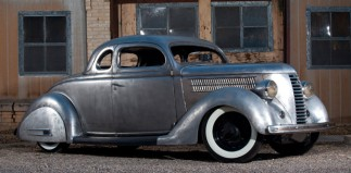 Kipper's '36 Ford Build Thread