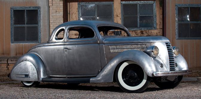 Kipper's '36 Ford Build Thread