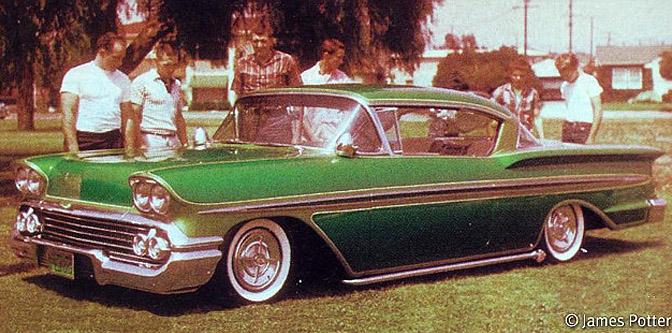 1958's Finest Four