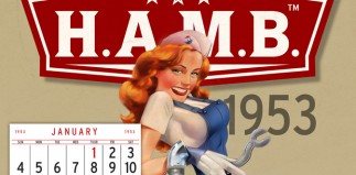 The 1953 H.A.M.B. Calendar Is Here!