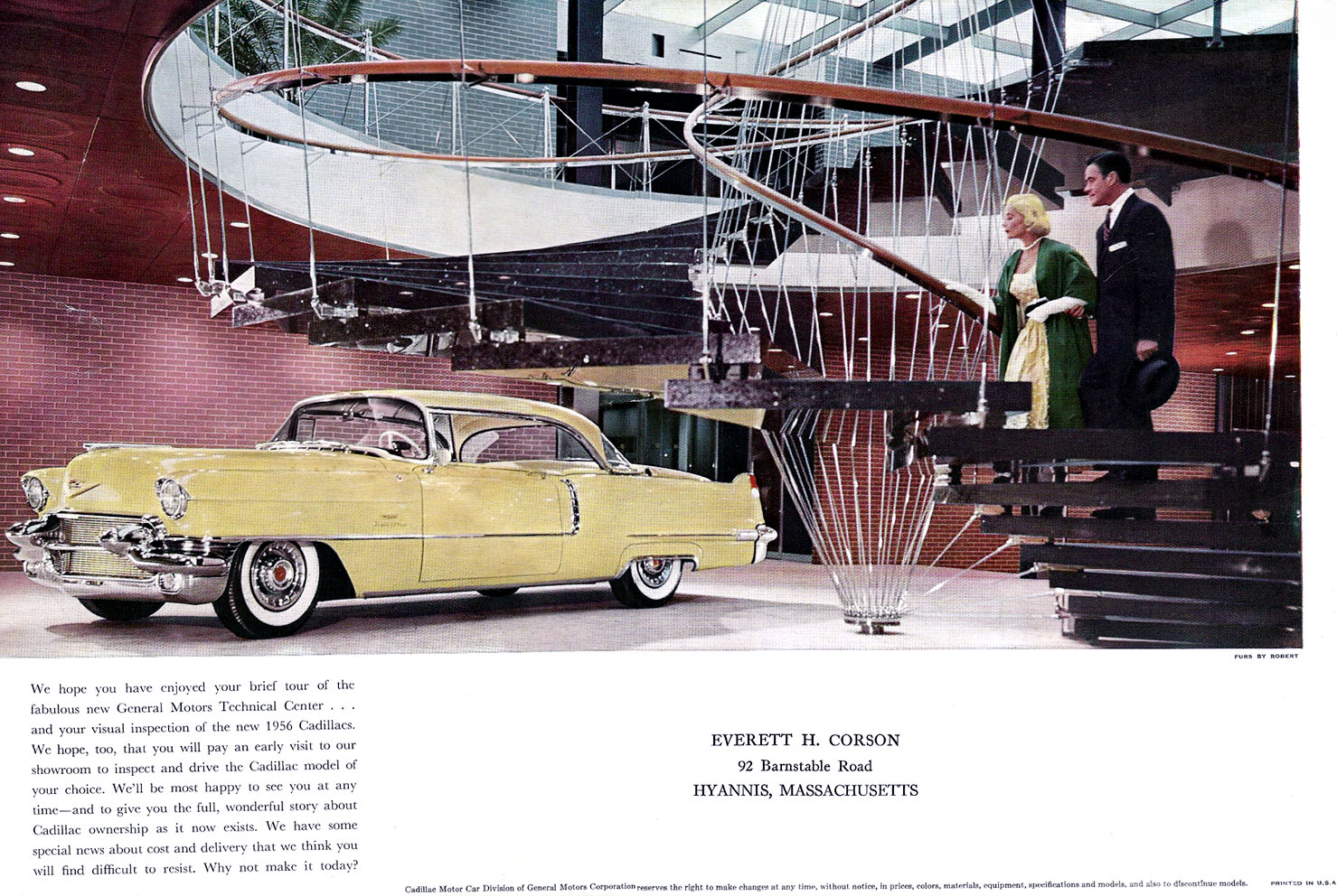General Motors Technical Center 1956 The Jalopy