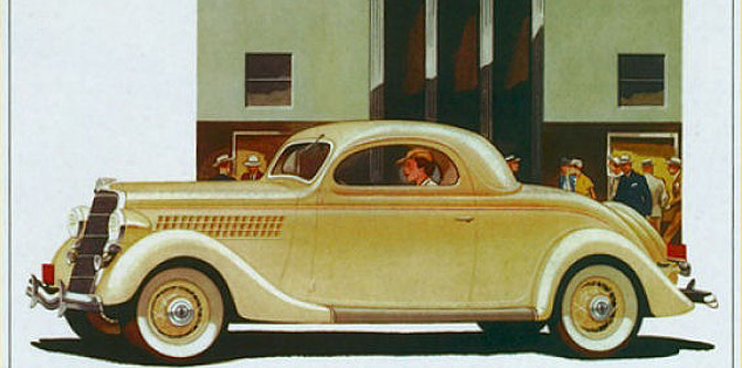 A Thouroughly Modern Car