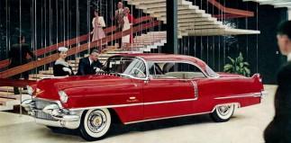 General Motors Technical Center – 1956