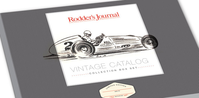 TRJ Vintage Catalog Box Set