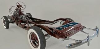 The 1940 Ford Cutaway