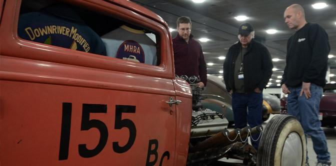 A trip to the 2015 Detroit Autorama
