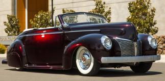 Elegance and a 1940 Mercury