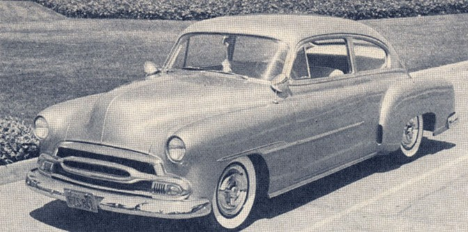 The best 1949-1952 Chevrolet Ever Built