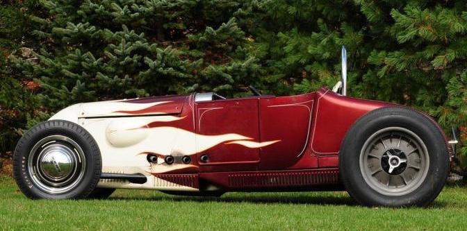The Sylva Roadster