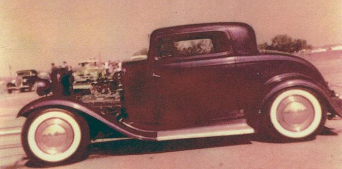 The Bill Breece Coupe