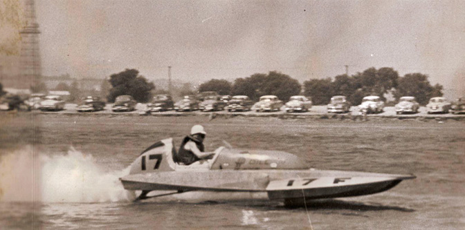 Vintage Hydroplanes