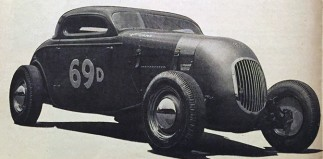 Bob Rounthwaite '34 Coupe: Beauty & Excellence