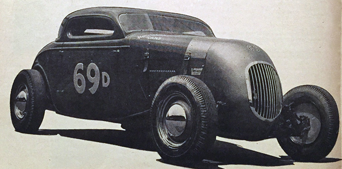 Bob Rounthwaite '34 Coupe: Beauty & Excellence