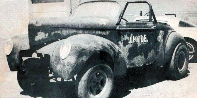 J.P., D.E. & One Rare Willys