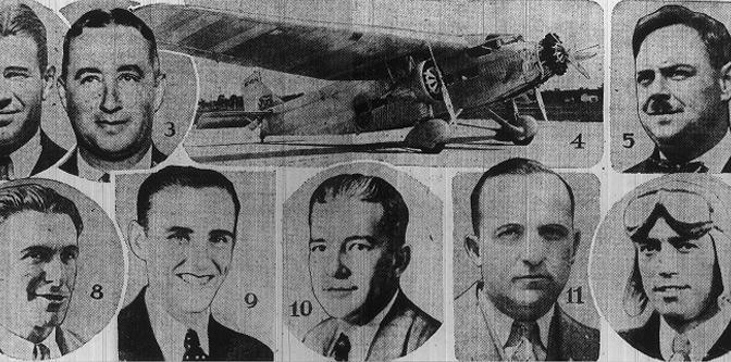 The 1930 Ford Air Tour