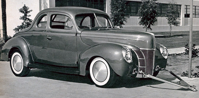 A '40 (Coupe) to Freedom