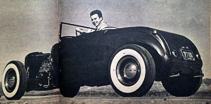 The Gershenberg '32 Roadster: Subtle Improvements