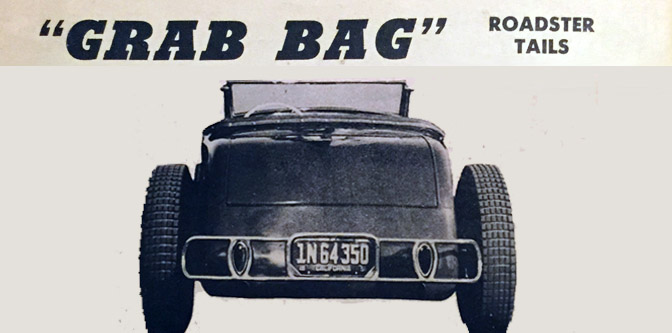 "Car Craft ""Grab Bag"" Part 2: Hot Rod Tails"