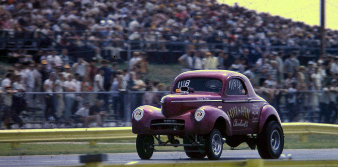 The 1966 NHRA Nationals Indianapolis (Photo Archive)