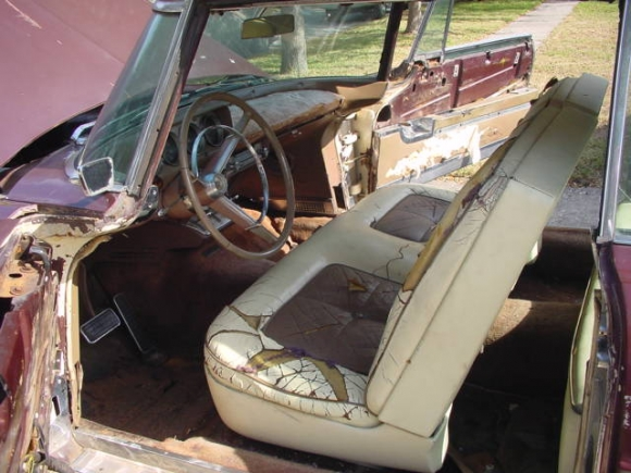 Lost found the barris continental mark ii the jalopy journal the jalopy journal for 2015 lincoln continental interior