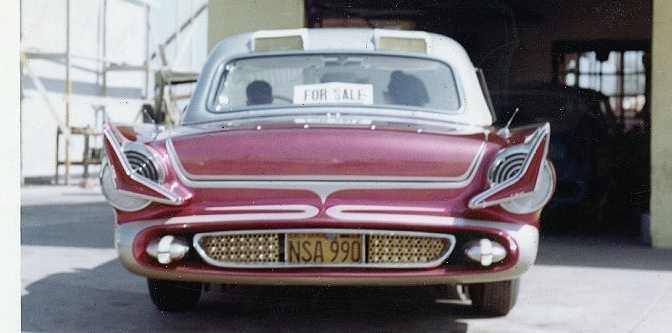 Five Forgotten Taillights of the 50s