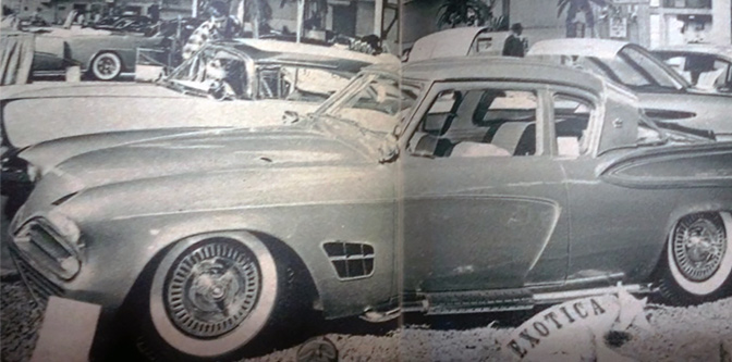 Lost: Gary Elmore's '53 Stude