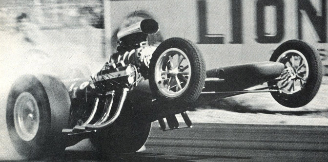 The Allure of the Wheelstand