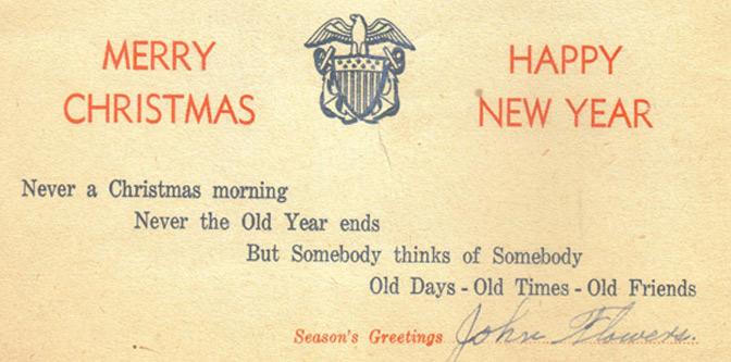 Happy Holidays Y'all…