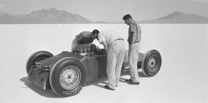 Bonneville 1957-60: More Treasure