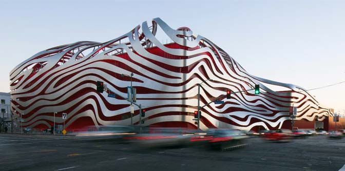 Live in So Cal? Check out the new Petersen Museum!