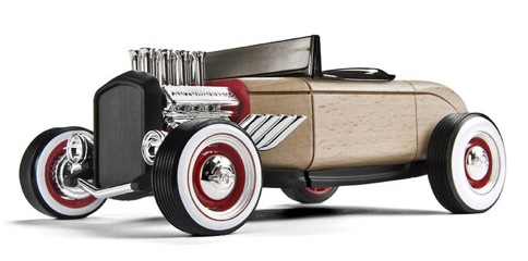 Wood Roadster Toys: Part II