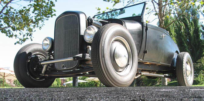 "What makes your hot rod ""your"" car?"