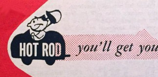 1952 Hot Rod Ads