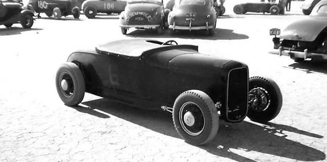 Fred Larsen's Roadster