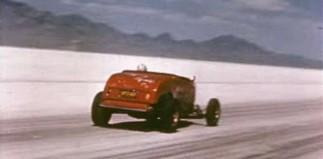 Back to Bonneville… Vintage Color Film!