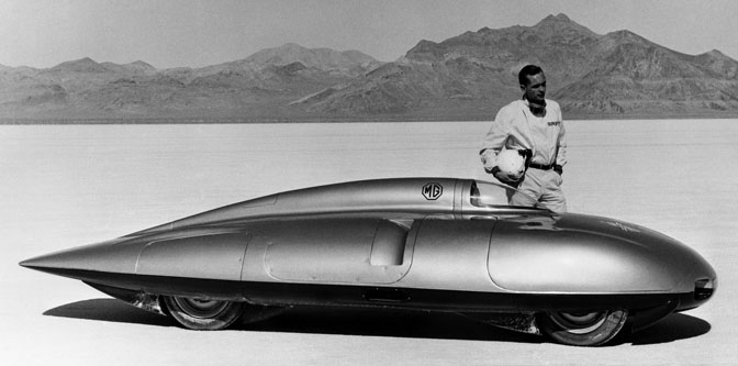 B.M.C.'s Land Speed Records for 1959
