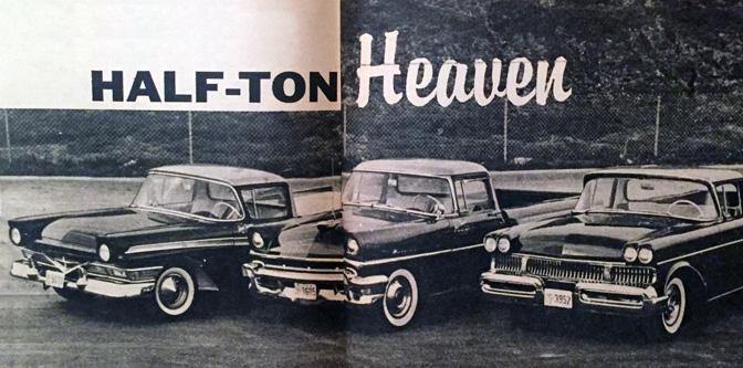 Half-Ton Heaven