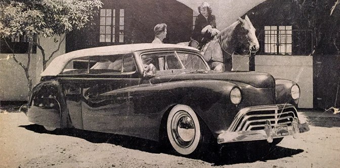 MT Cover Car: Joe Urritta's '41 Ford