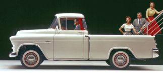 Four Cool Trucks of the 50s…