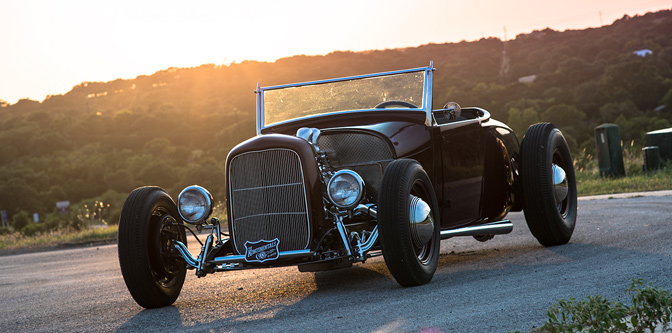 The Auderer Roadster: Part 5
