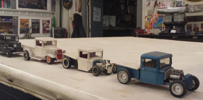 As a '34 Pickup Evolves…