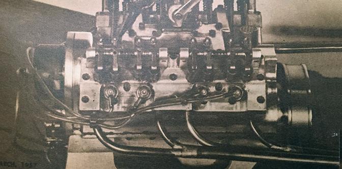 The Worlds Smallest V8 Motor…
