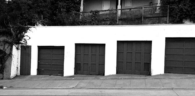 The Last Garage